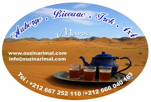 Welcome to Ouzina Rimal BLOG !