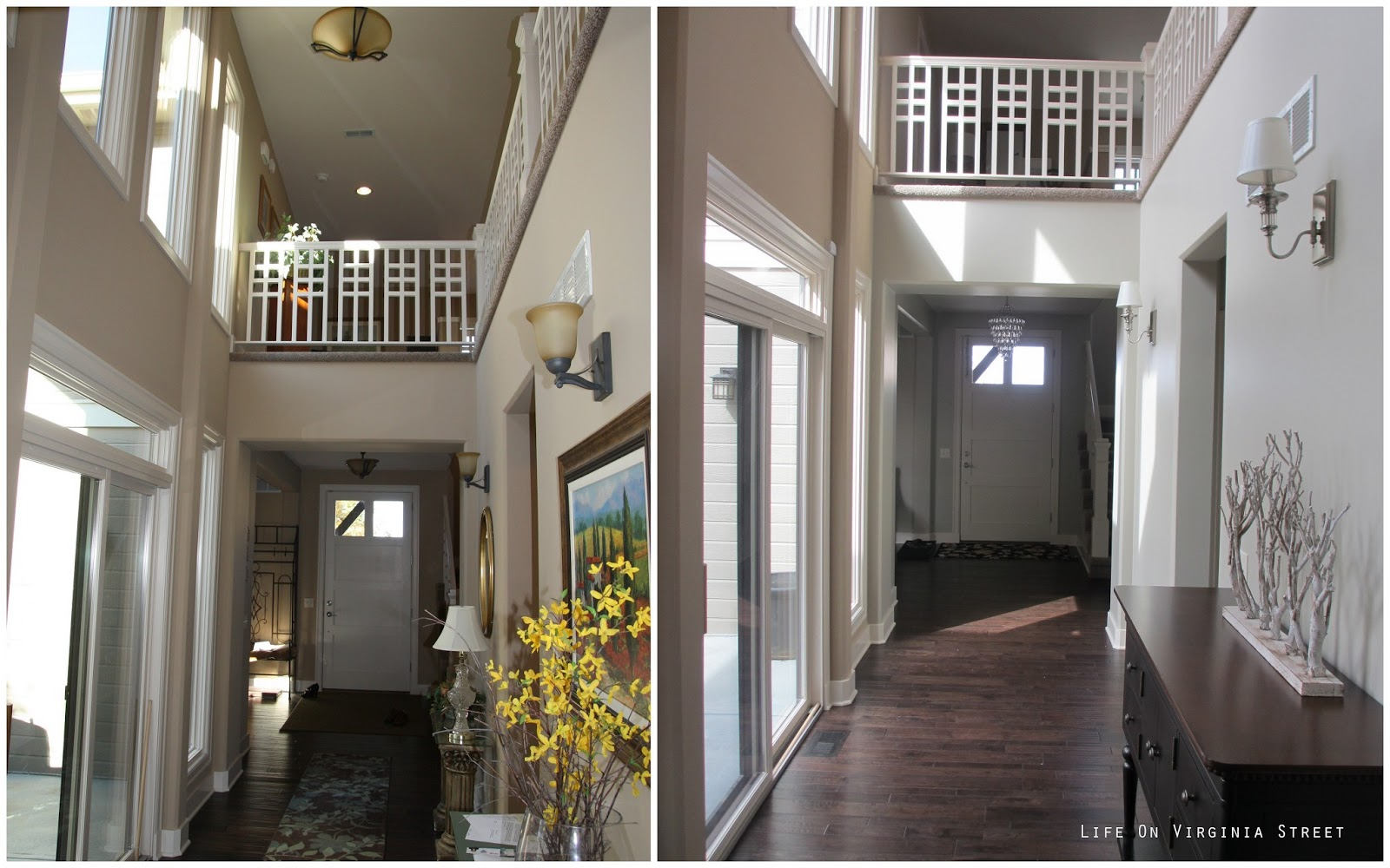 Main Level Hallway: Complete! | Life On Virginia Street