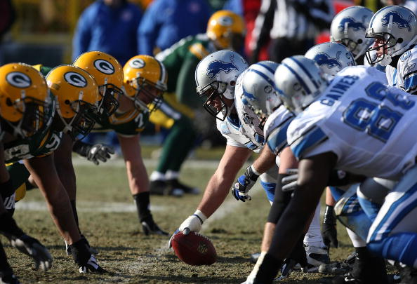 lions vs packers - photo #7