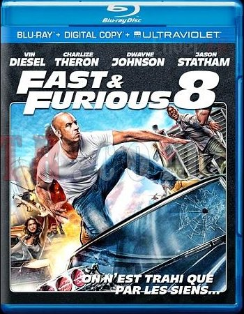 The Fate of the Furious (2017) Dual Audio Hindi BluRay 480p 400Mb