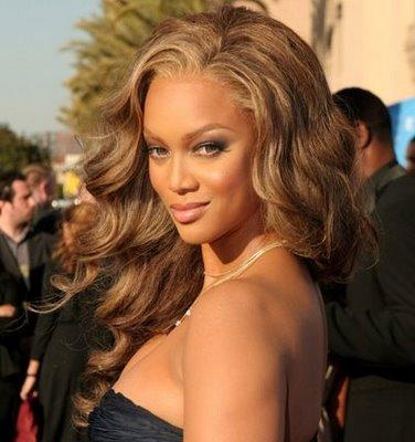 Tremendous Tyra Banks Hairstyle Ideas For Women Short Hairstyles Gunalazisus