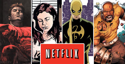 The defenders Serie Netflix
