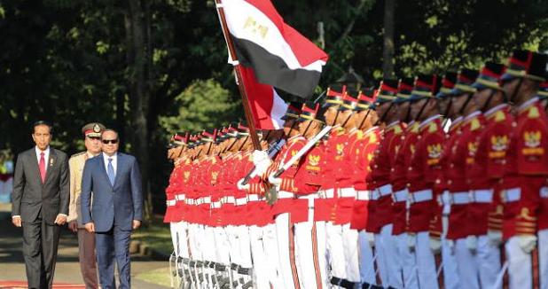 Mesir Minta Pinjaman 500 Juta Dollar AS dari Indonesia, Pertanda Apa?