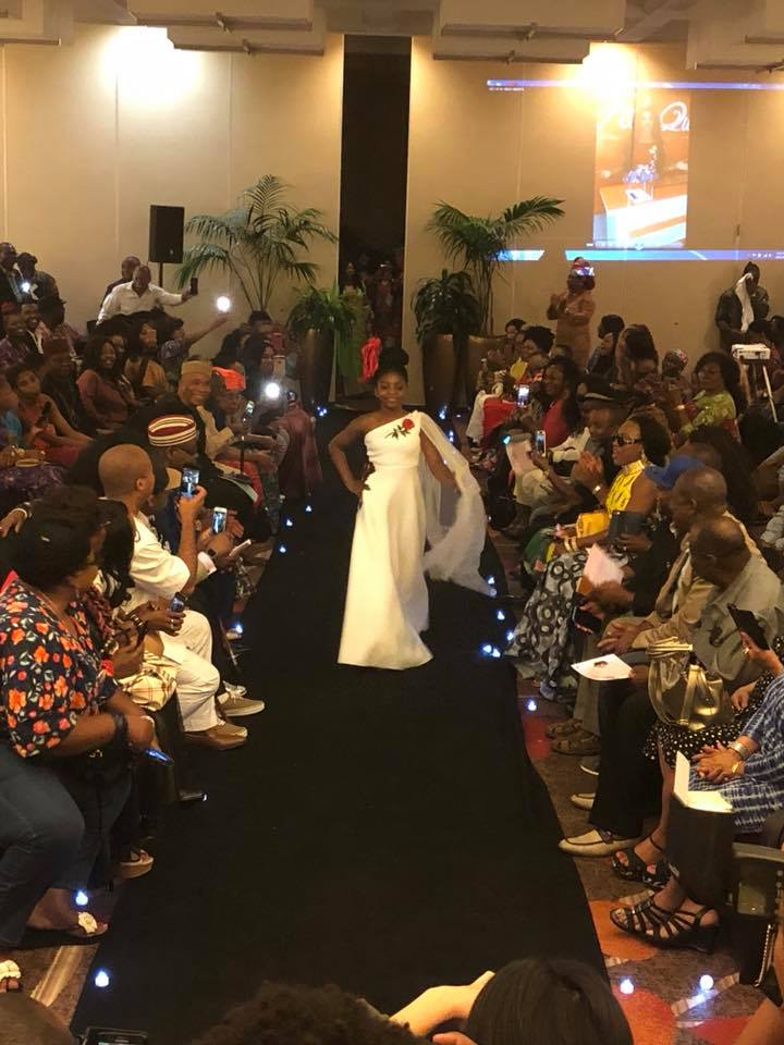 Photos from Made-In-Aba Fashion Show hosted in US