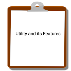 Economics - Utility and its features