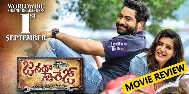 Janatha Garage Review Rating