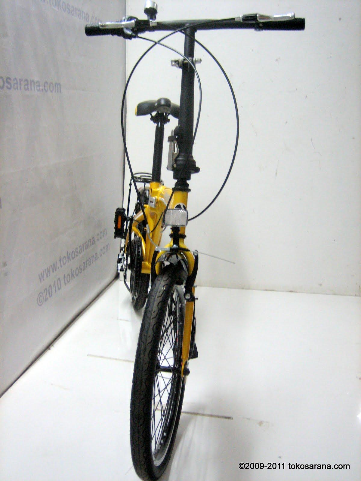tokosarana™ | Mahasarana Sukses™: Sepeda Lipat Viva Cyele