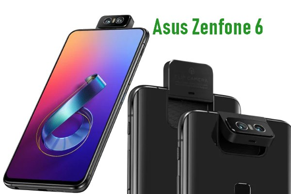 "ASUS Zenfone 6 - Καινοτόμες κάμερες στο νεο ""τούμπανο"" τηλέφωνο της Asus (προπαραγγείλτε τώρα για έκπτωση)"