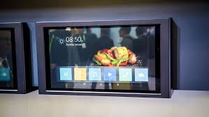 Home Hub smart display