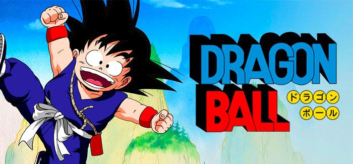 Dragon Ball Serie Anime 1986