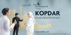 Asuransi syariah Sun Life wakaf