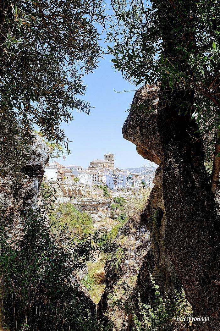 Vista Alhama de Granada - A una hora de Granada - TuvesyyoHago
