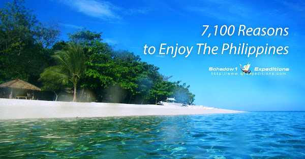 7100 Reasons to Enjoy the Philippines - Schadow1 Expeditions