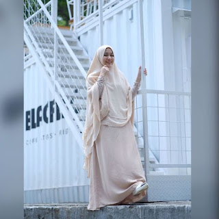 100+ Model Baju Syar'i Terbaru 2019