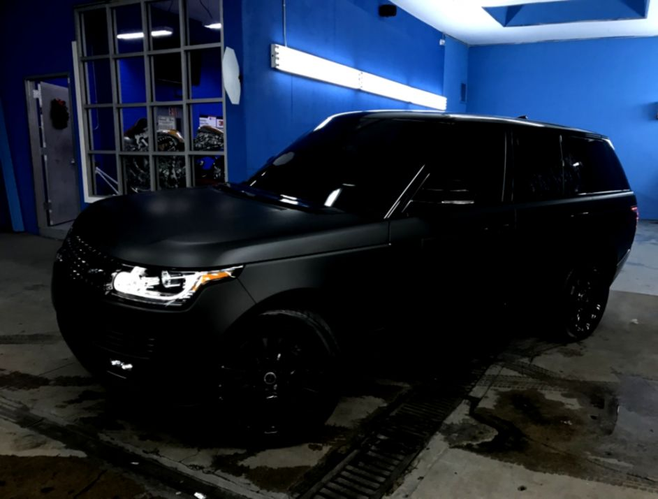 Range Rover Matte Black >> Matte Black Range Rover Hse Wallpapers Ideas