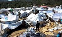 Πάνω από 11.000 αιτούντες άσυλο διαμένουν στη Λέσβο