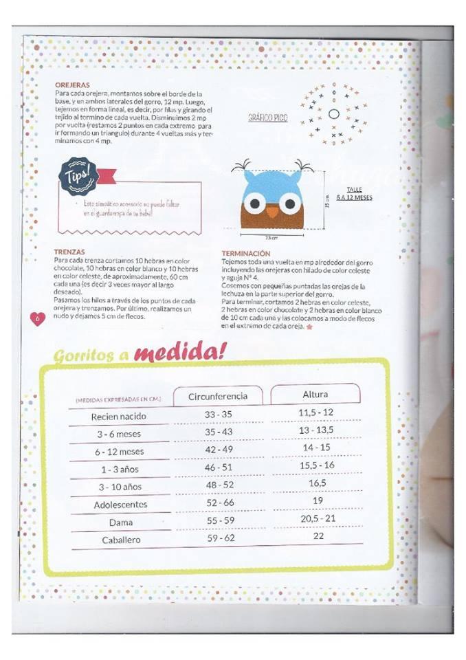 PATRONES GRATIS DE CROCHET: Patrón gratis a crochet de un gorro ...