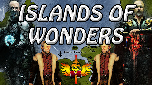 Islands Of Wonders, 4 Player Vendors Found (8/10/2017) • Shroud Of The Avatar Market Watch