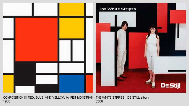 Composition-in-Red,-Blue,-and-Yellow-by-Piet-Mondrian-De-Stijl-Album-by-The-White-Stripes