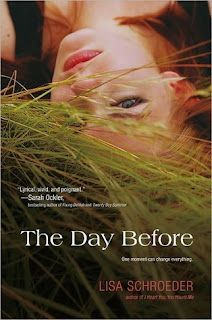 The Day Before, Lisa Schroeder