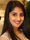 Glamorous Indian Television Girl Meghana Lokesh Face Closeup