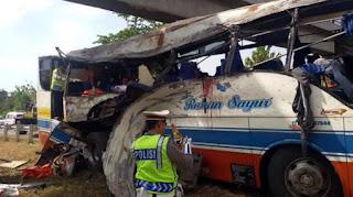 Kecelakaan Tunggal di Tol Cipali Tewaskan Satu Orang