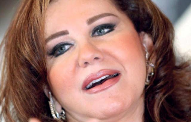 ميادة الحناوى تكشف عن سبب طردها من مصر