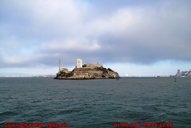 Alcatraz Island Light House