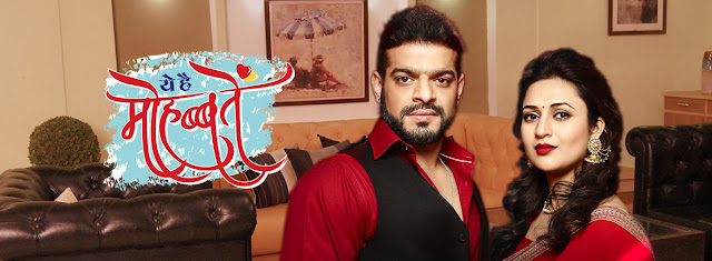Ye Hai Mohabbatein tv serail on Star Plus