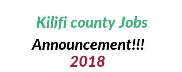 Vacancy announcement KCPSB 2018