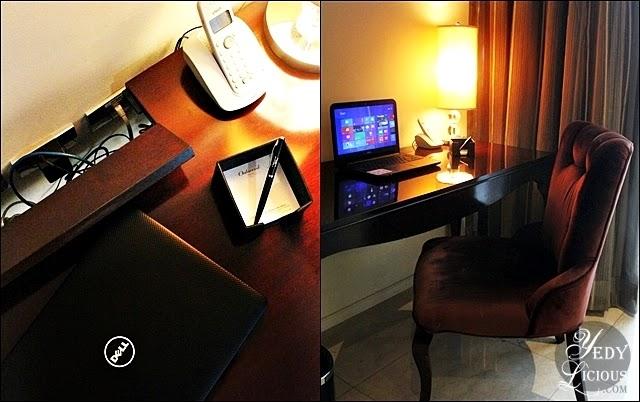 Oakwood Hotel Ortigas / Working Station