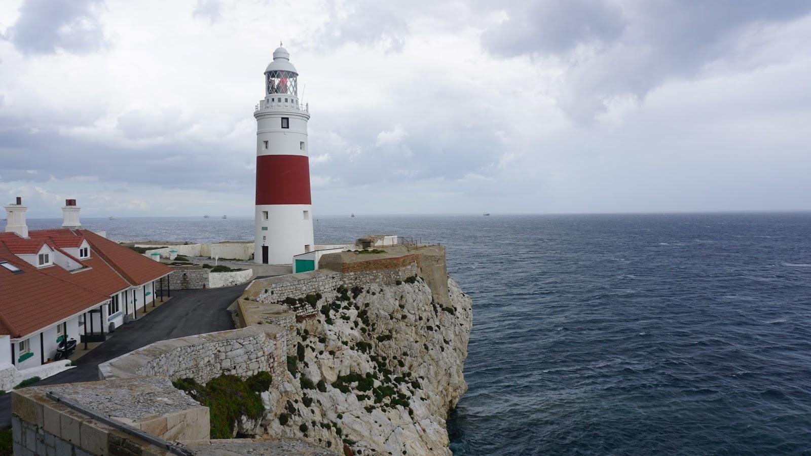 Latarnia Morska na Gibraltarze, Gibraltar