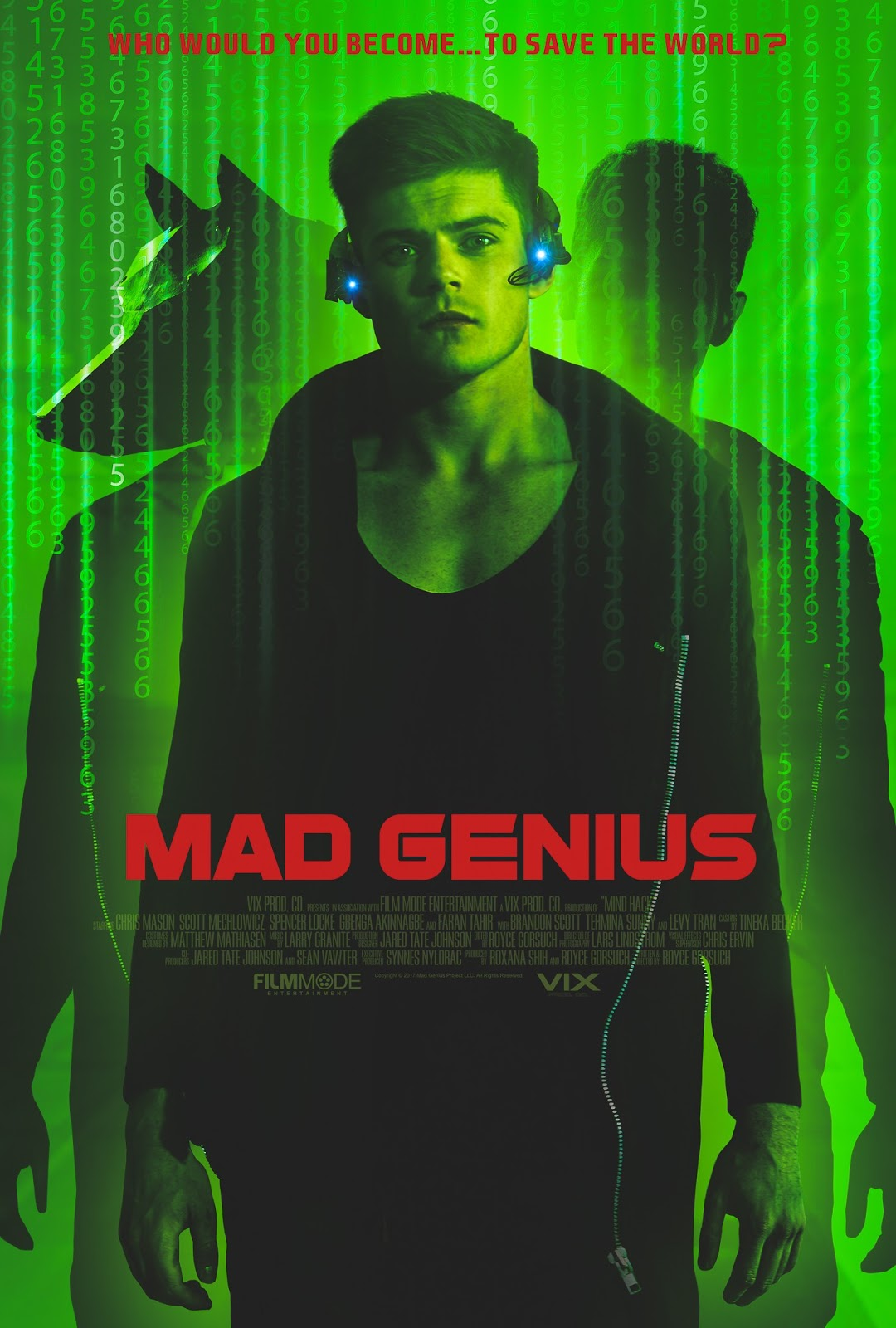 Interviews: Director Royce Gorsuch Talks About His Sci-Fi Film Mad Genius