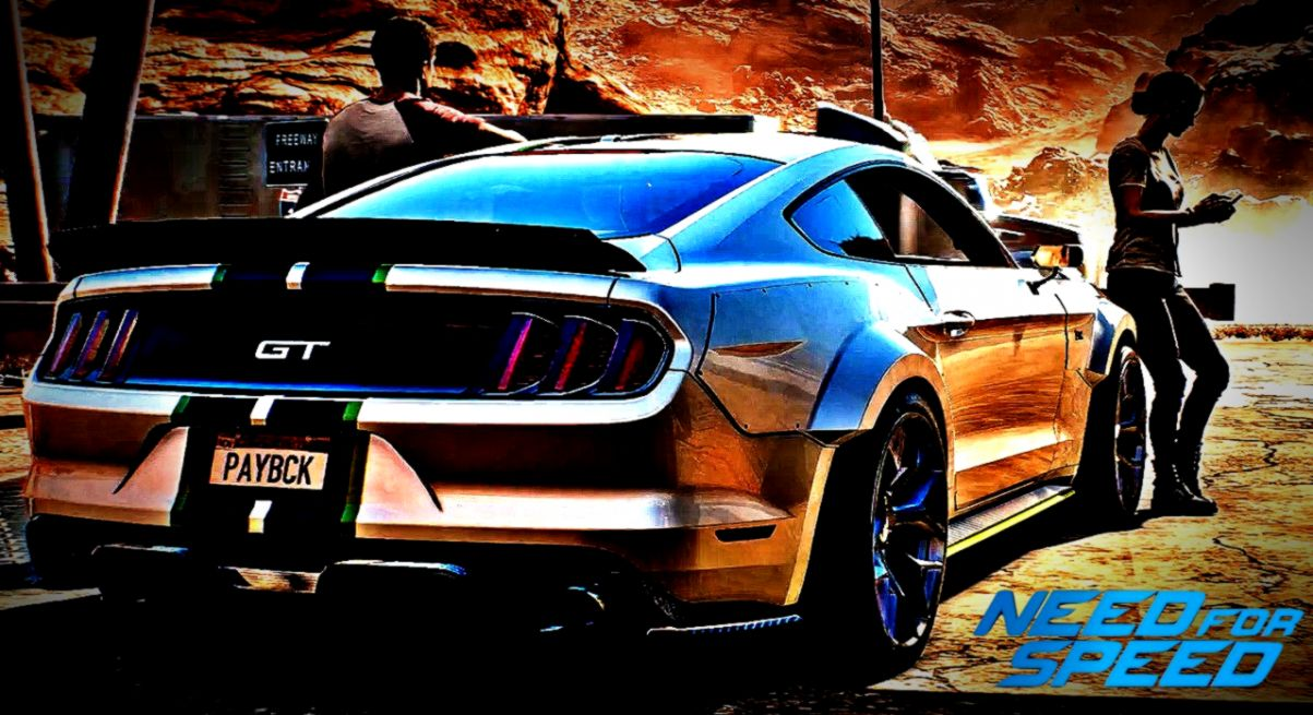 Need For Speed Mustang GT Wallpaper Album on Imgur