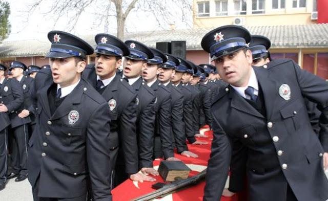 lise mezunu polislik başvurusu