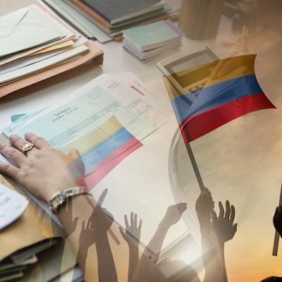 Implementan facturación electrónica en Colombia