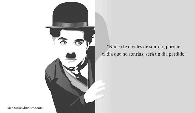 Palabras sabías de Charles Chaplin que muy pocos entienden