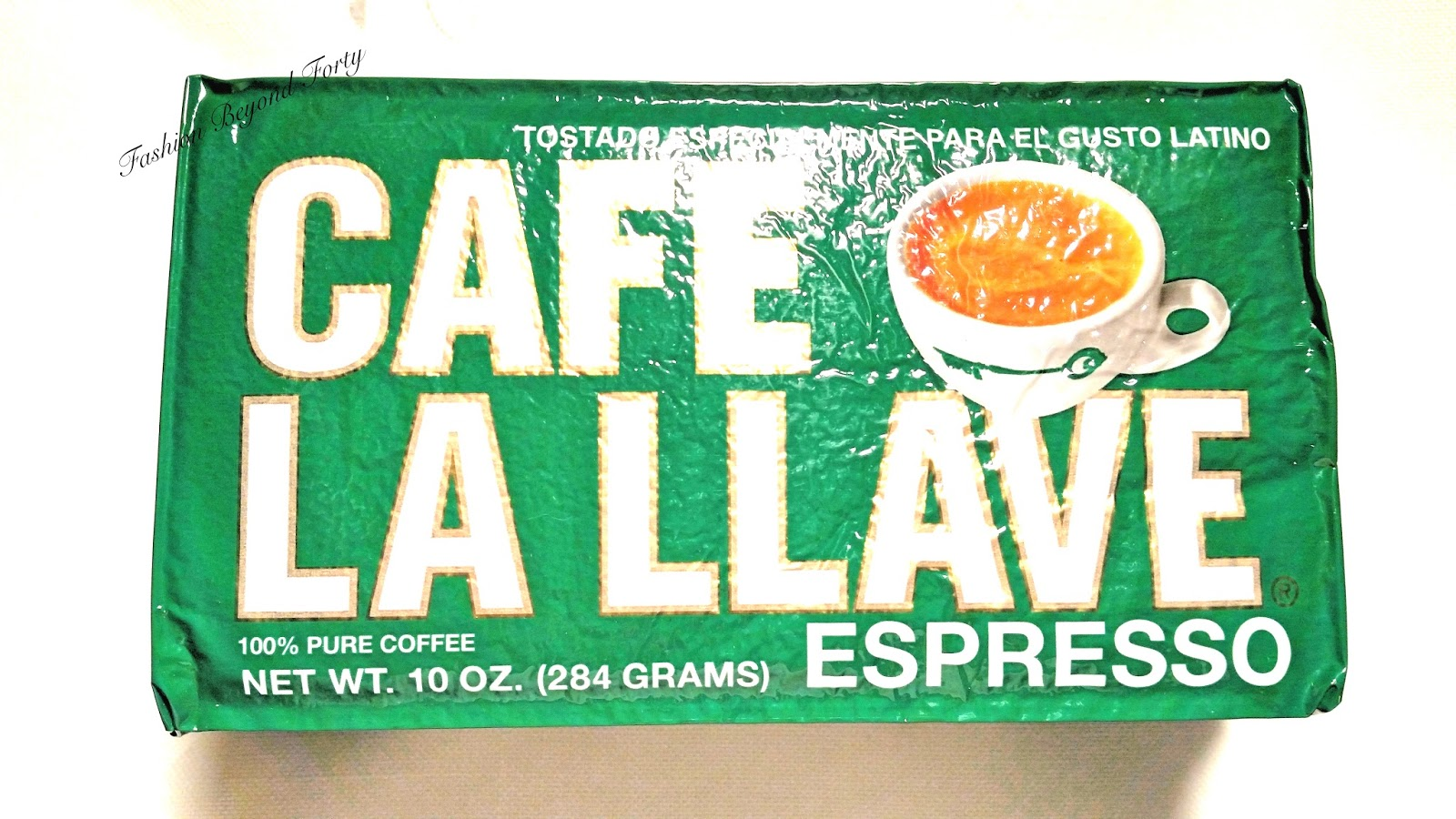 Cafe La Llave Espresso in Abuela Mami Cuban Subscription Box