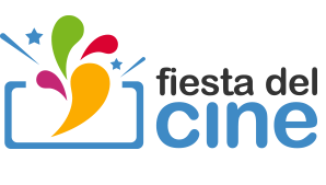 Logotipo de la fiesta de cine