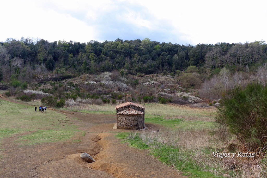 Ruta al Volcán de Santa Margarida