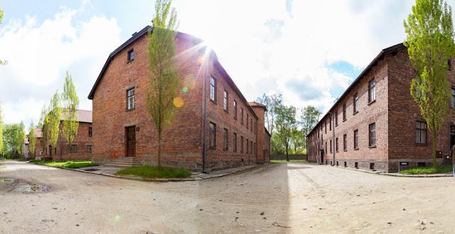 campi di concentramento di Auschwitz e Birkenau