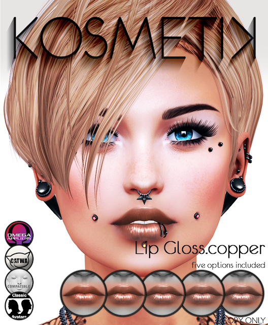 .kosmetik Lip Gloss