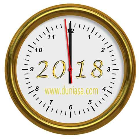 hampir semua orang larut dalam euforia keriangan menyambut tahun baru  Tema, Ide dan Susunan Acara Tahun Baru 2018 di Rumah