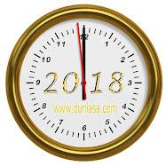 Tema, Ide dan Susunan Acara Tahun Baru 2018 di Rumah
