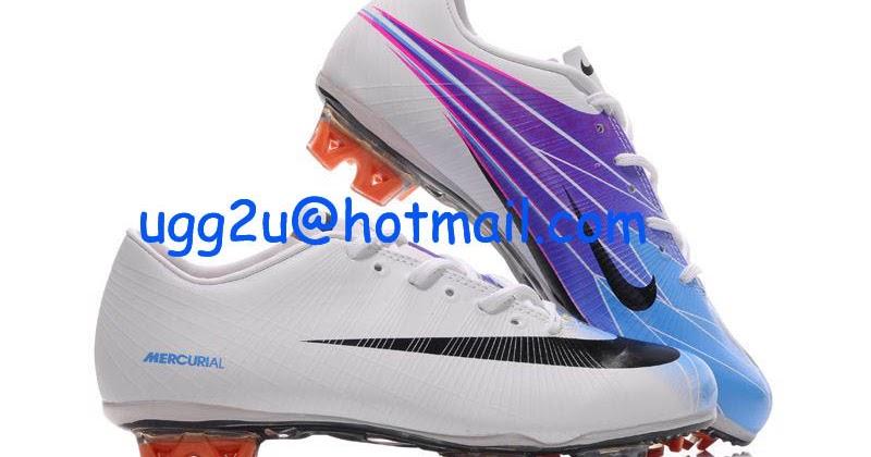 e15324aa7 Nike Mercurial Superfly Windchill Boots by Swoosh Customs - Footy Headlines  Easy Shopping Nike Mercurial Vapor Superfly II FG Windchill White Blue  Purple ...