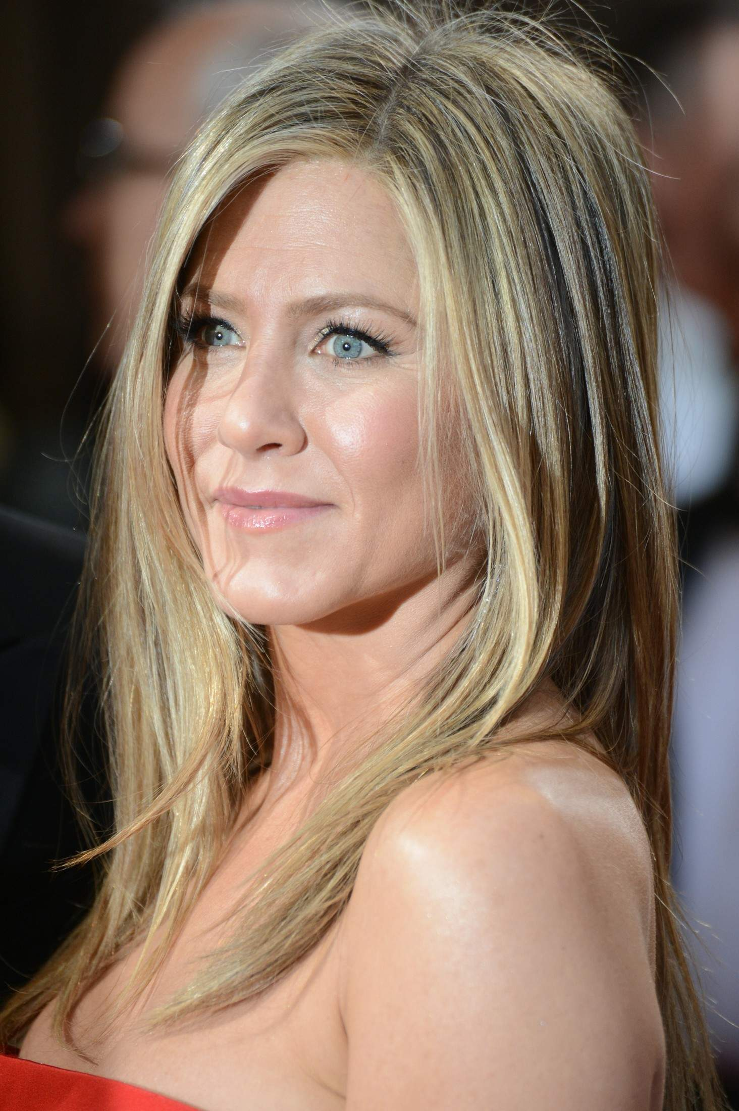 19 stages of Jennifer Aniston's famous hair throughout the ... |Jennifer Aniston Photography