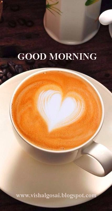 VISHAL GOSAI: Good Morning Messages