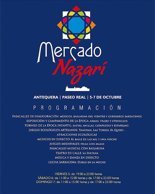 Mercado Nazarí en Antequera