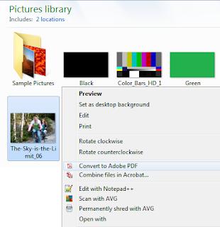 convert gambar ke pdf