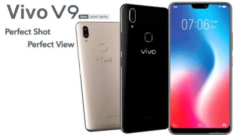 Vivo V9 - Spesifikasi dan Harga Terbaru